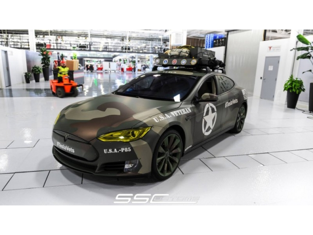 ������������ Tesla �� SS Customs