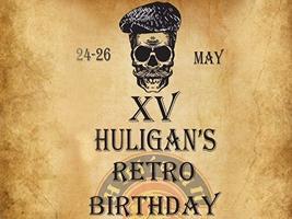 24-26 травня запрошуємо на Huligans Retro Birthday Party