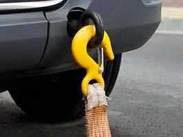 Правила безпечного використання буксирувальних тросів